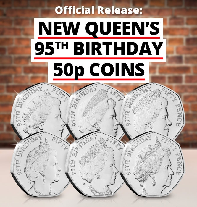 DN-collectology-2021-QEII-95th-birthday-50p-framed-edition-landing-page-banners-1
