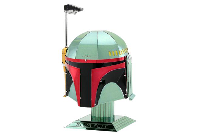 Metal Earth- Star Wars Boba Fett Helmet