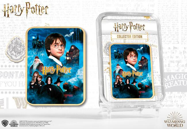 The Harry Potter and the Philosopher's Stone Capsule Edition