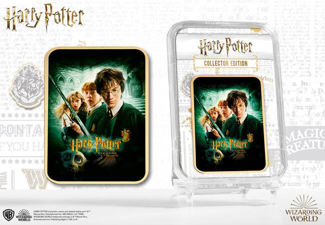 The Harry Potter and the Chamber of Secrets Capsule Edition