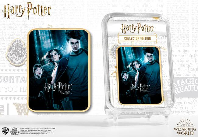 The Harry Potter and the Prisoner of Azkaban Capsule Edition