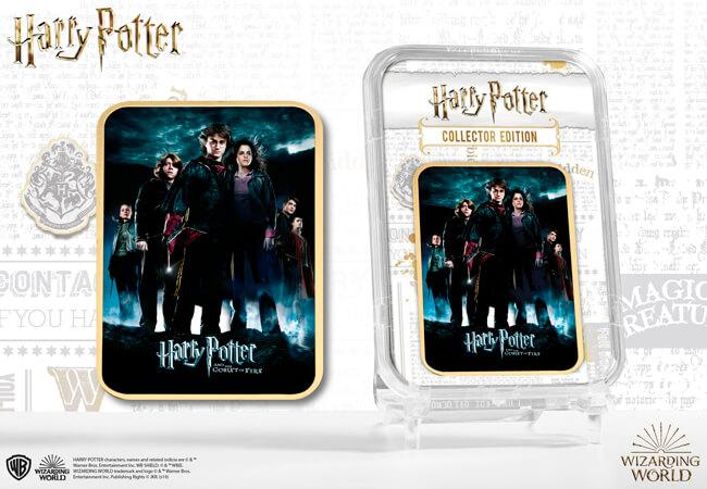 The Harry Potter and the Goblet of Fire Capsule Edition
