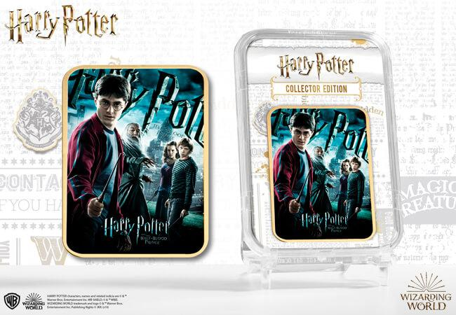 The Harry Potter and the Half-blood Prince Capsule Edition