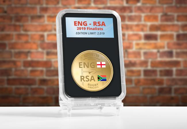 The England Rugby Finalists 2019 Edition