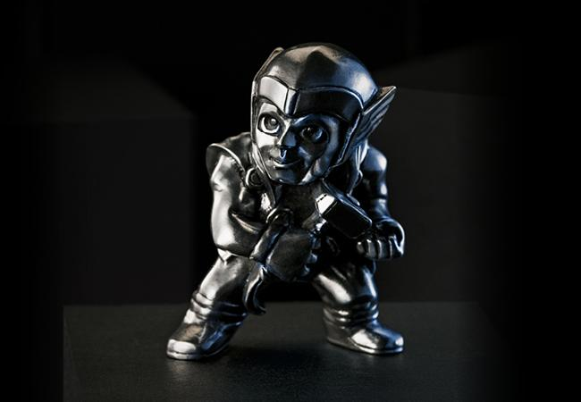 Royal Selangor Thor Miniature Figurine - Collectology