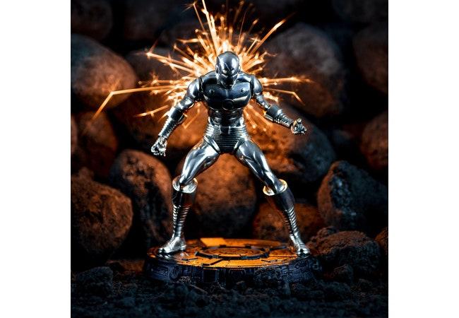 Royal Selangor Iron Man Invincible Figurine - Collectology
