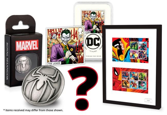 Mystery Superhero Bundle