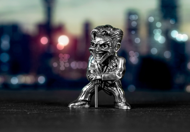 The Royal Selangor Joker Miniature Figurine