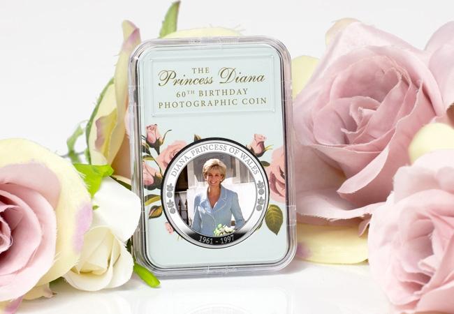 The Princess Diana £5 Coin 60th Birthday Edition