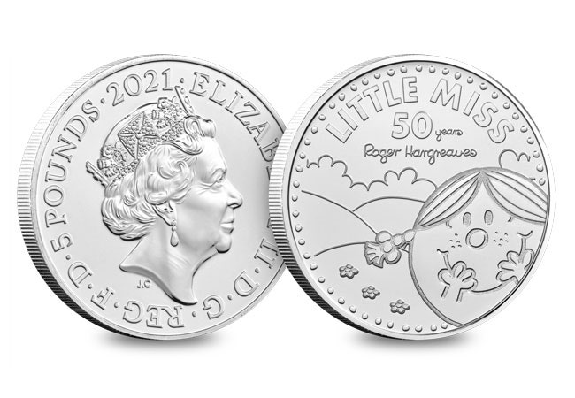 The UK Little Miss Sunshine £5 BU Pack